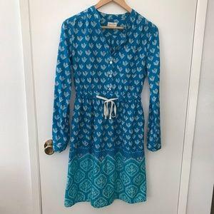 Anthro Meadow Rue dress size 2